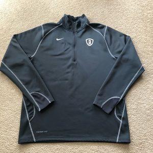 Nike Gray Mens Sweater